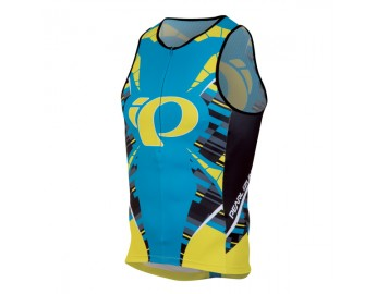 Elite LTD hihaton triathlonpaita (blockstripe)