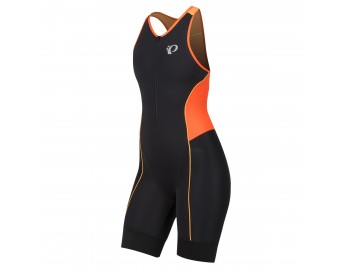 Elite Pursuit, naisten triathlonpuku (Coral/Orange)