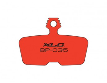 Levyjarrupalat BP-O35 (Avid Code, resin)