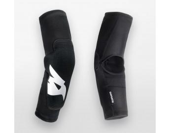 Skinny kyynärsuojat (musta)