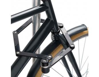 Newton FL90K, polkupyörän taittolukko (90cm, musta)