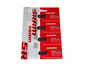 SRAM Ketjulukko Powerlock 10V 1 KPL (ei ketjuniitti)
