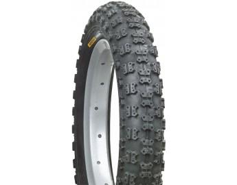 Gypsum polkupyörän ulkorengas (57-203mm, musta)