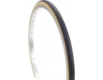Onyx polkupyörän ulkorengas (37-540mm, musta/keltainen)
