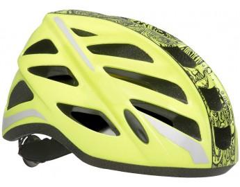 Block Ev1 Mips, lasten pyöräilykypärä (keltainen)