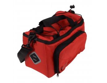 Top Bag Zap polkupyöränlaukku (AVS-kiinnike, 18.5L, punainen)