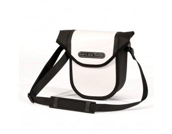Ultimate 6 Compact polkupyörän ohjaintankolaukku (valkoinen/musta, 2,7L)