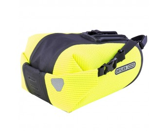 Saddle-Bag Two Hi-Vis (4,1L, musta)