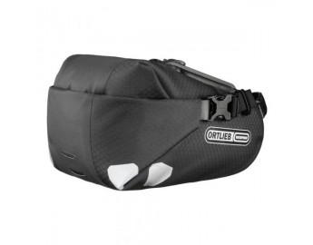 Saddle-Bag Two polkupyörälaukku (musta, 1,6L)